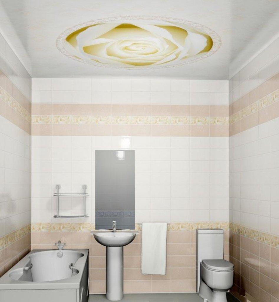 Панели Novita: Декоративный потолок Вальс NOVITA в Мир Потолков