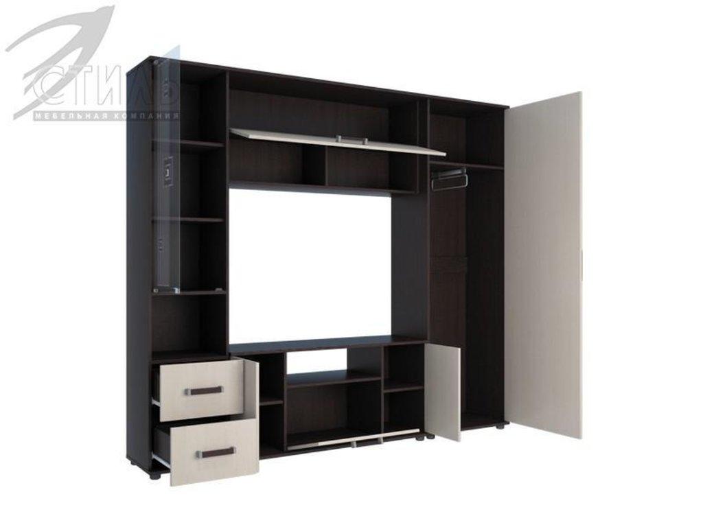 Гостиные: Мебель для гостиной Атлантида - 7 в Диван Плюс