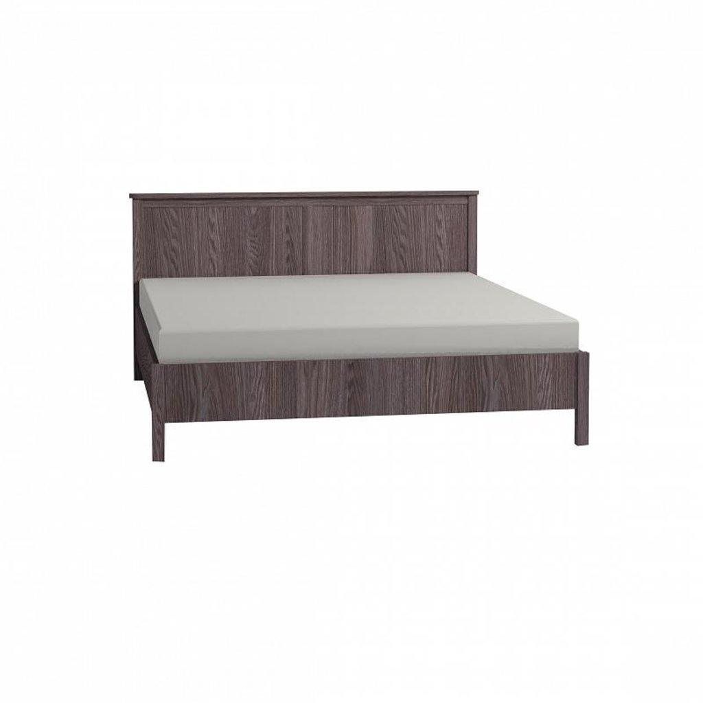 Кровати: Кровать Sherlock 41 (1800, орт. осн. дерево) в Стильная мебель
