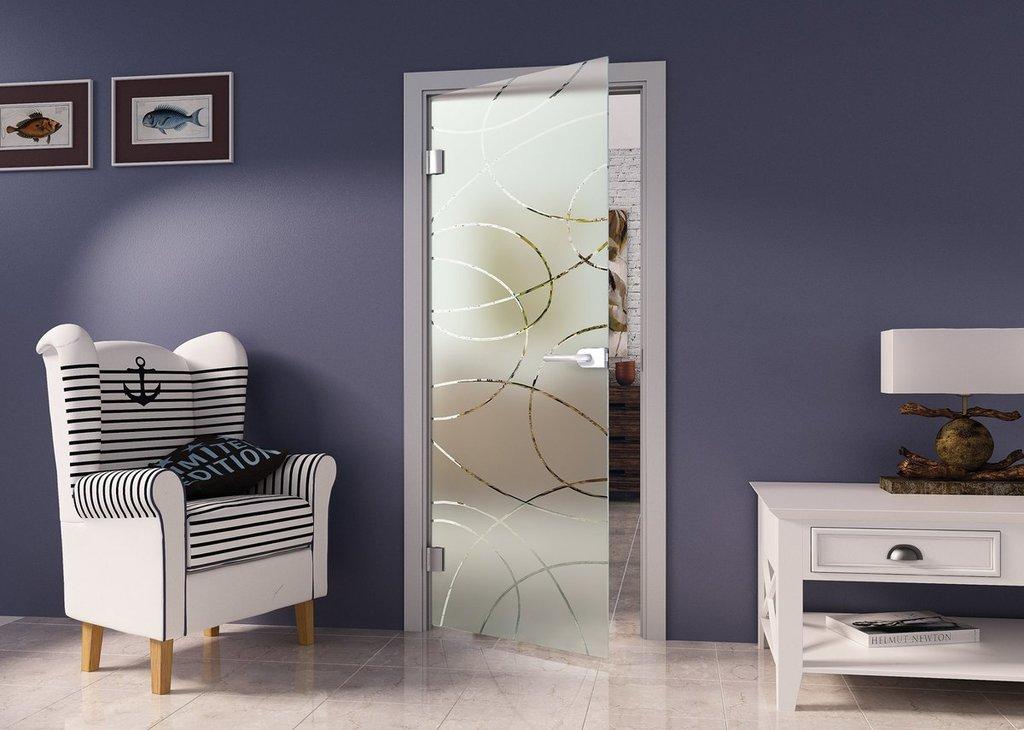 Двери: Стеклянные двери в ТАЛАН СЕРВИС, ООО