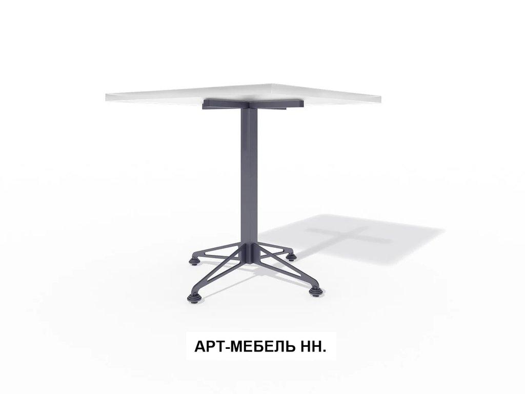 Подстолья для столов.: Подстолье 0.26 (чёрный) в АРТ-МЕБЕЛЬ НН
