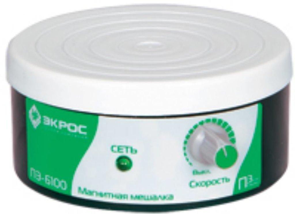 Магнитные мешалки: Магнитная мешалка Экохим ПЭ-6100 в Техномед, ООО