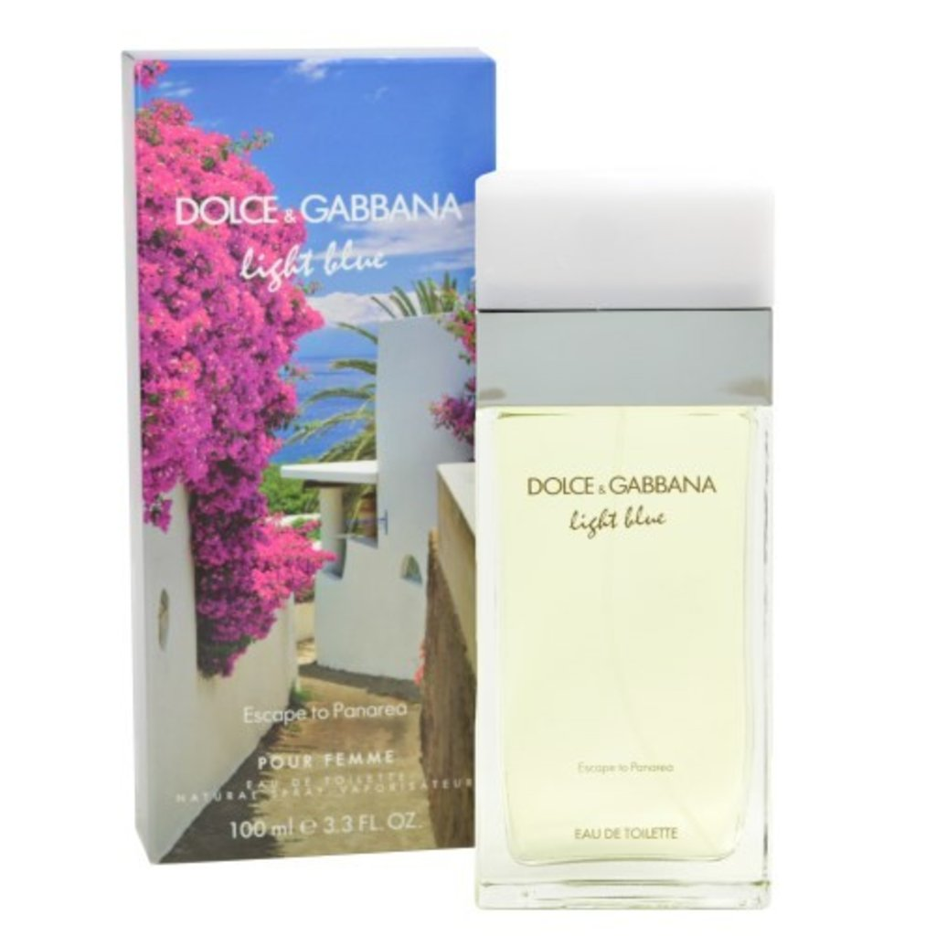 Dolce&Gabbana: D&G Light Blue Escape to Panarea Туалетная вода edt ж 100 ml в Элит-парфюм