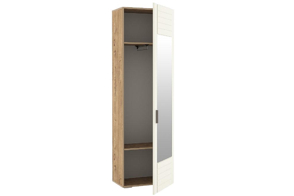 Шкафы, общие: Шкаф для одежды LIVORNO НМ 013.16 Зеркало в Стильная мебель
