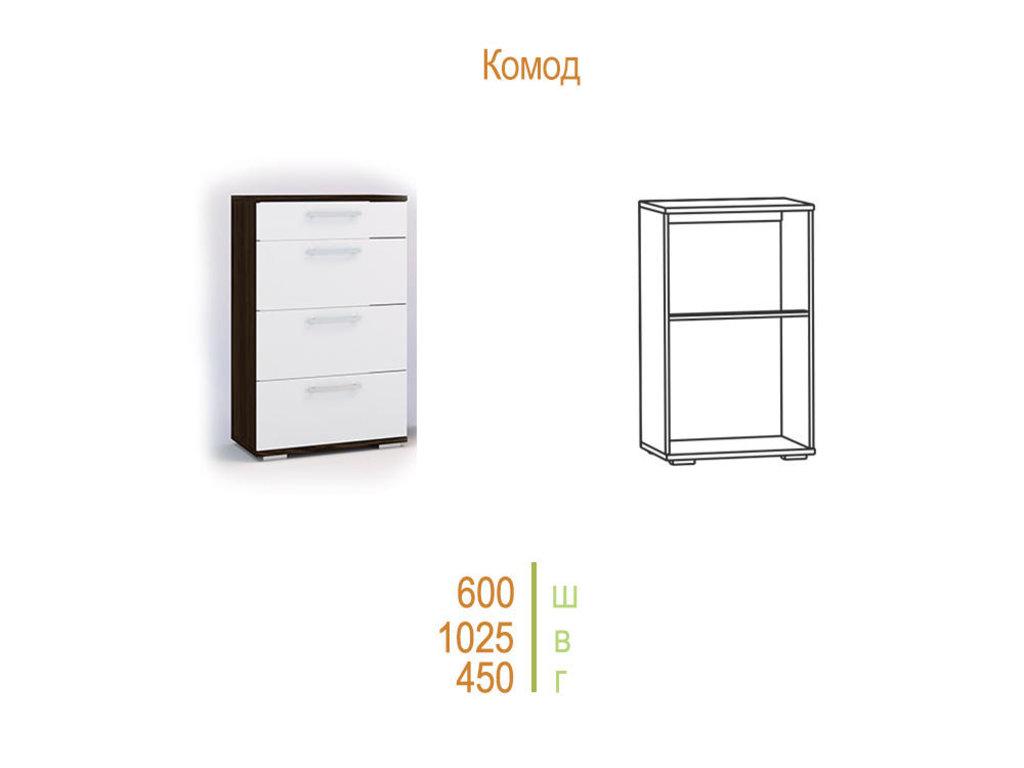 Комоды для дома: Комод Барселона в Стильная мебель