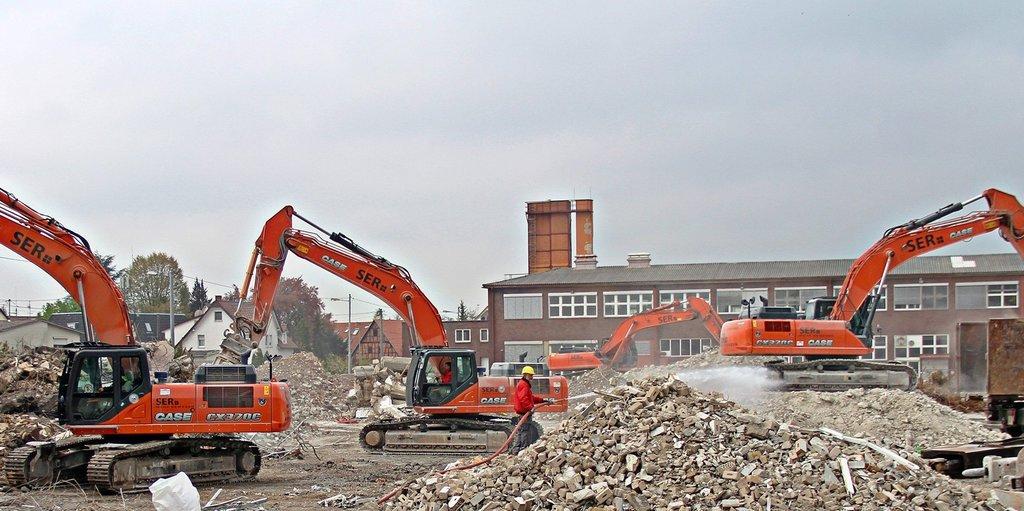 Демонтажные работы: Разборка и демонтаж зданий в Магистраль, ООО