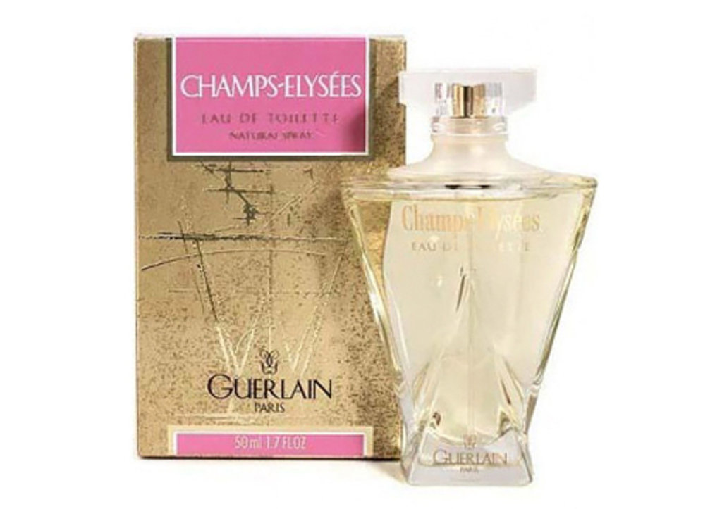Guerlain  (Герлен): Guerlain Champs-Elysees (Герлен Елисейские поля) edt 50ml в Мой флакон