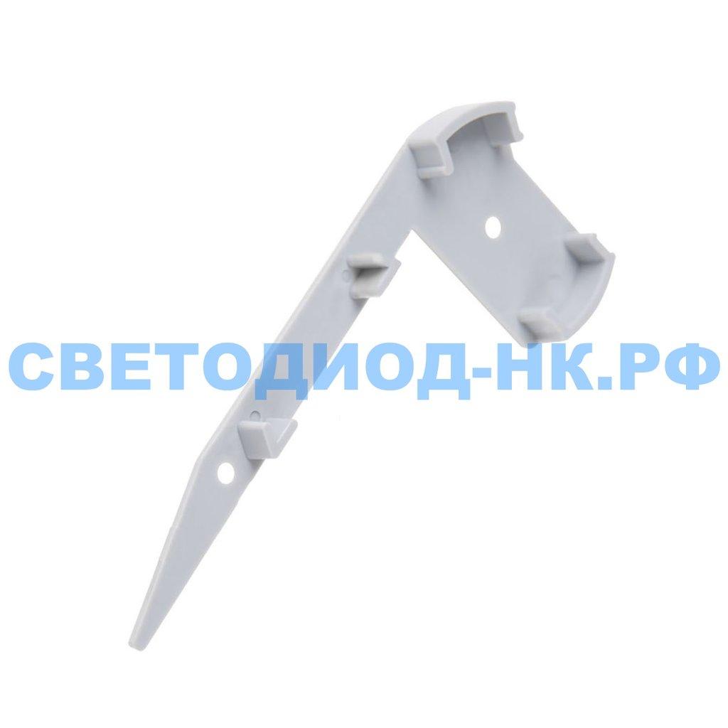 Алюминиевый профиль: Заглушка для профиля 7928 REXANT, правая,146-240-1 в СВЕТОВОД