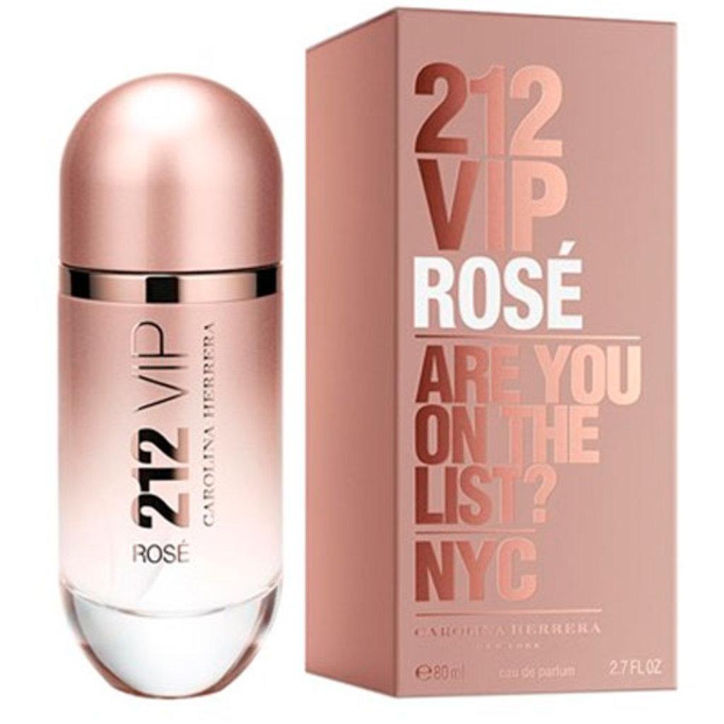 Carolina Herrera: Парфюмерная вода Carolina Herrera 212 VIP Rose edp ж 80 ml в Элит-парфюм