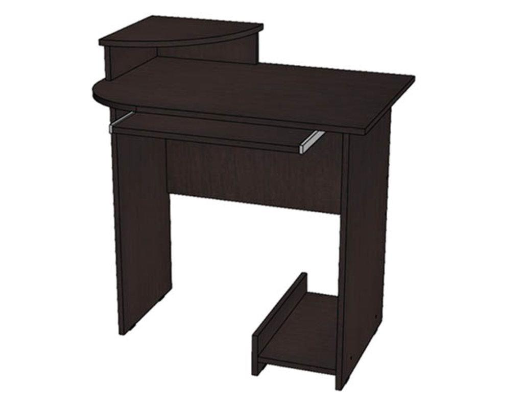 Компьютерные столы: Стол компьютерный мини (Линаура) в Стильная мебель