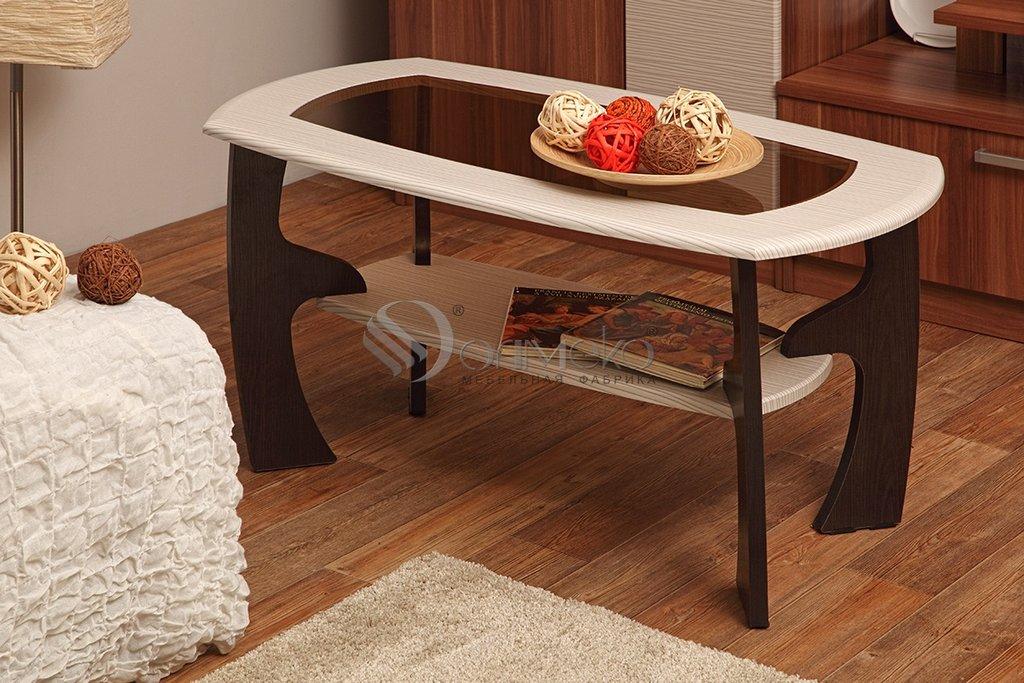 Журнальные и кофейные столики: Журнальный столик Маджеста - 3 в Стильная мебель