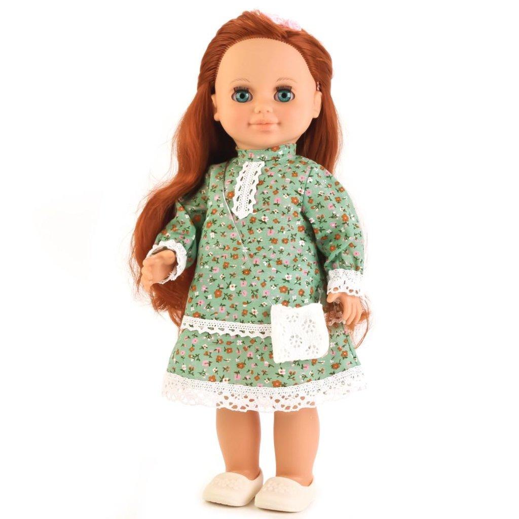 Игрушки для девочек: Кукла  Весна Анна 27 озвученная в Игрушки Сити