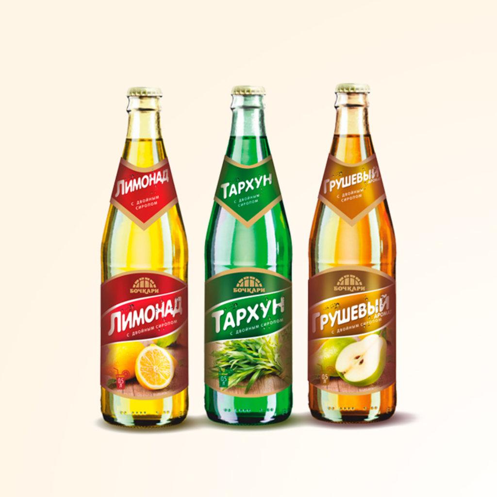 Напитки: Тархун 0.5 л(стекло) в Смак-нк.рф