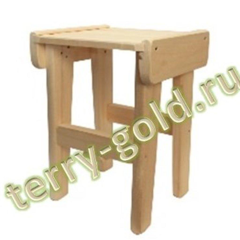 Садовая и пляжная мебель, общее: Табурет в Terry-Gold (Терри-Голд), погонажные изделия