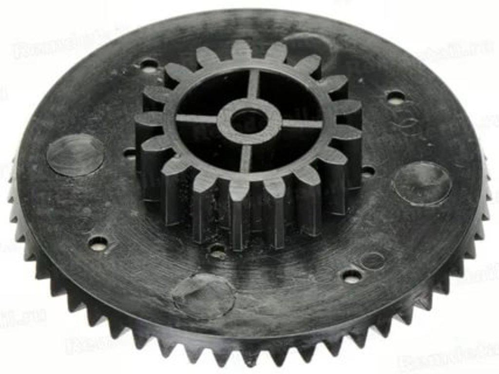Запчасти для электромясорубок: Шестерня D=83/38; H21; отв.d5,5; Z54кон./17прям., (RT001), SRT083, Ротор, коническая в АНС ПРОЕКТ, ООО, Сервисный центр
