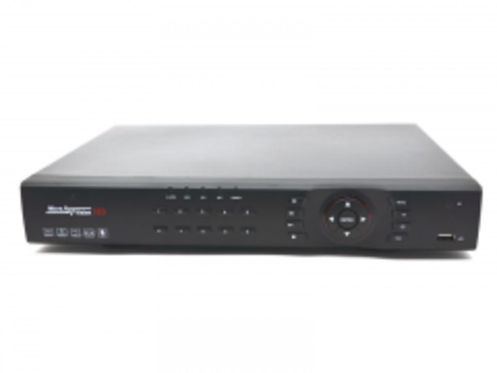IP-Видеорегистраторы: IP-видеорегистратор с PoE MicroVision MV-N3116-P8 в Микровидео