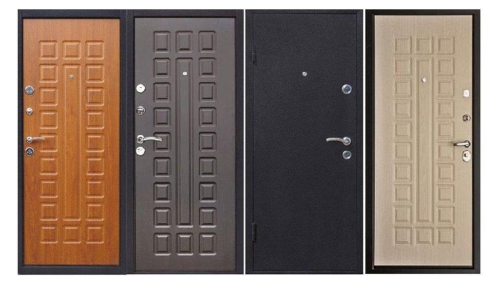 Двери Цитадель: Дверь входная металлическая Йошкар в Салон дверей Доминго Ноябрьск