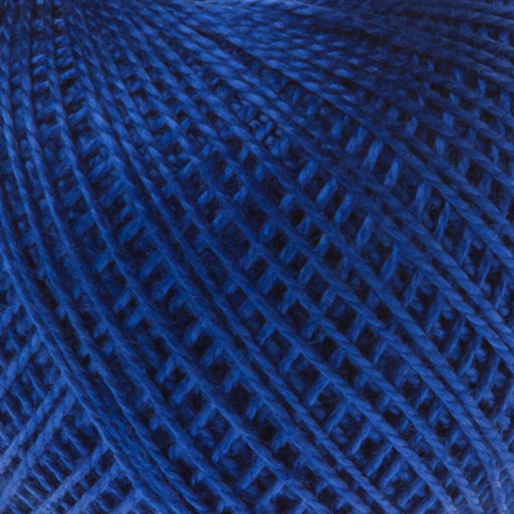 Ирис 25гр.: Нитки Ирис 25гр.150м.(100%хлопок)цвет 2411 синий в Редиант-НК