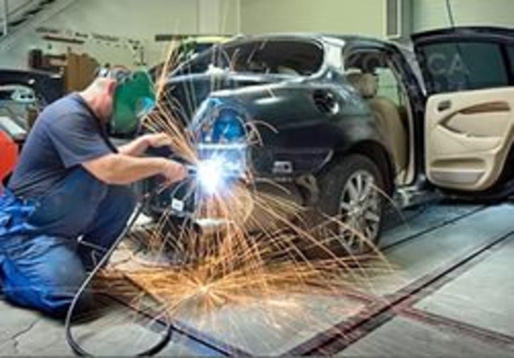 Автосервис: Сварочные работы для автомобиля в Автосервис Help Auto