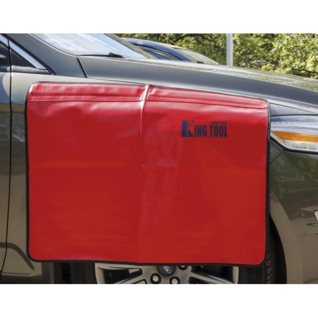 Универсальный инструмент для ремонта и диагностики автомобиля: KA-6671 накидка пластиковая с магнитами в Арсенал, магазин, ИП Соколов В.Л.