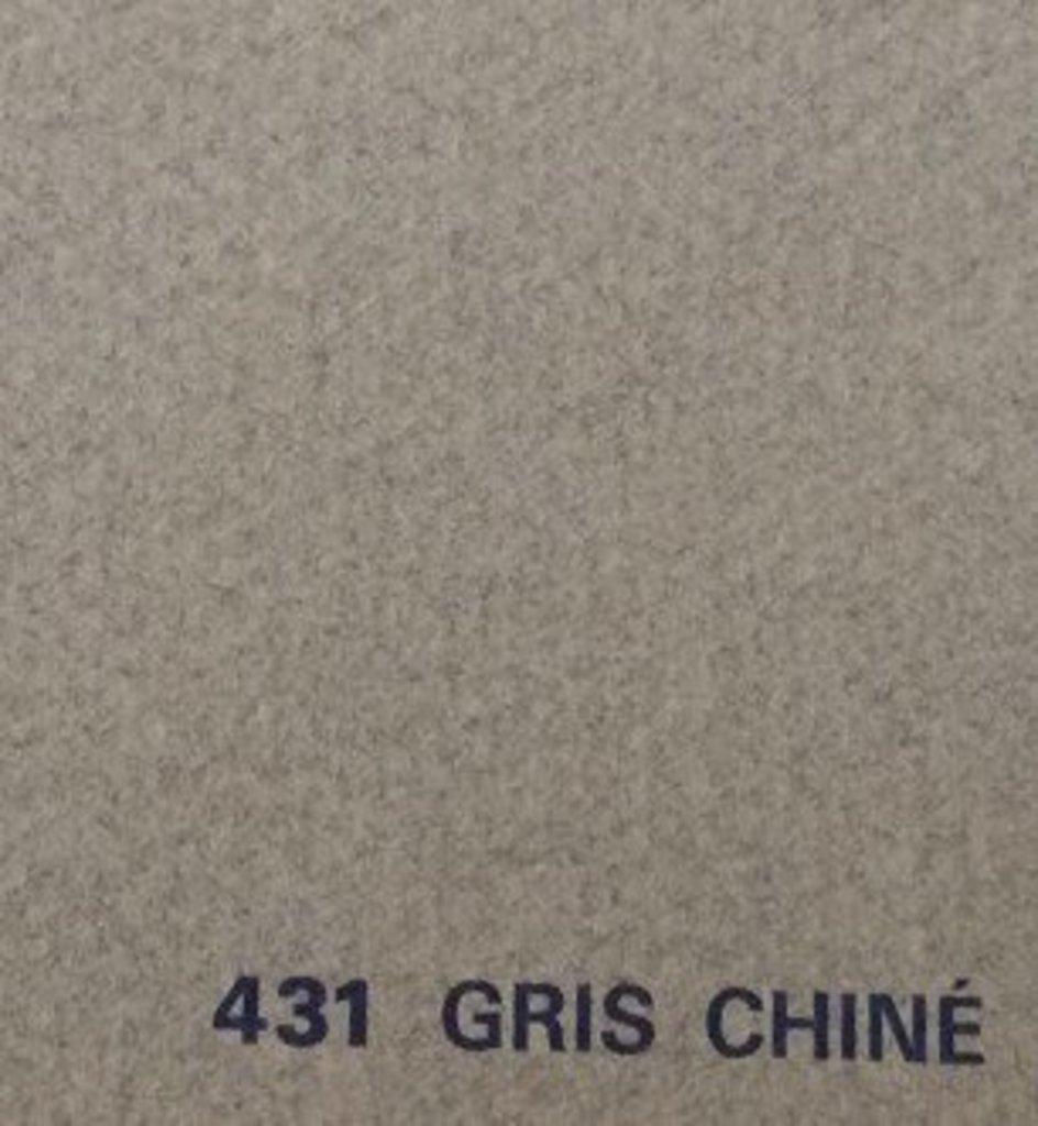 Бумага для пастели CANSON: Бумага для пастели Mi-Teintes 160г/м.кв 75*110см №431 Серый стальной,1 лист в Шедевр, художественный салон