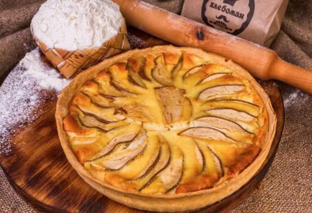 Сладкие пироги: Киш с грушей в Хлебоман