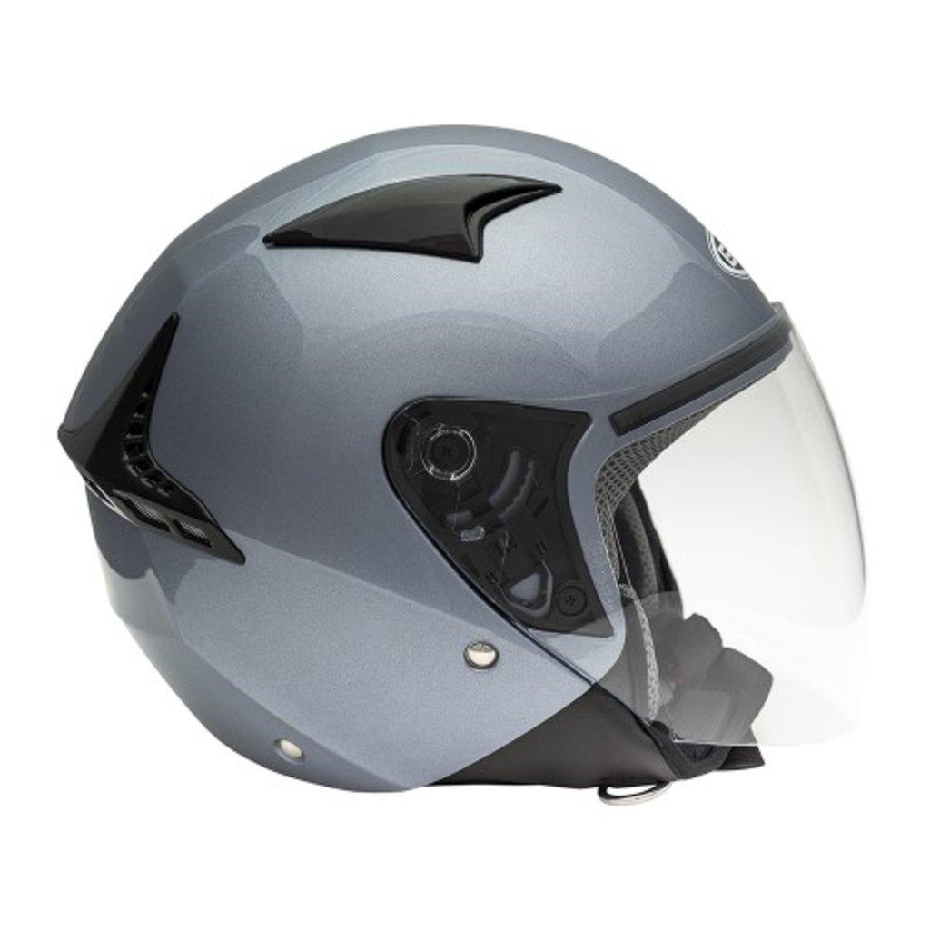 Экипировка и аксессуары: Шлем G-240 Grey Metal L 00000432, 00000431, 00000433, 00000434. в Базис72