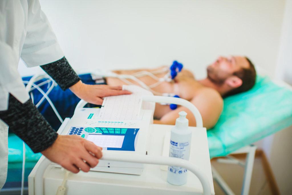 Медицинские услуги, общее: ЭКГ в Вита, медицинский центр
