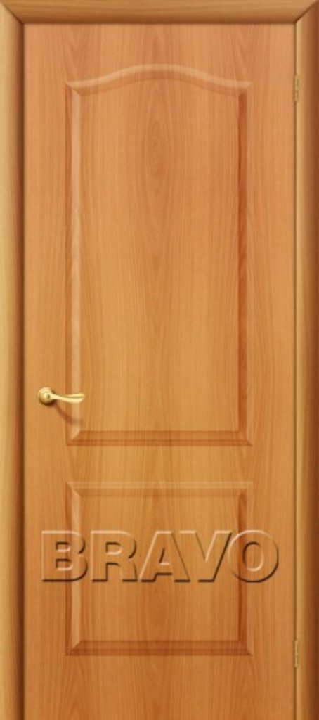Двери ламинированные BRAVO: Палитра Л-12 (МиланОрех) в STEKLOMASTER
