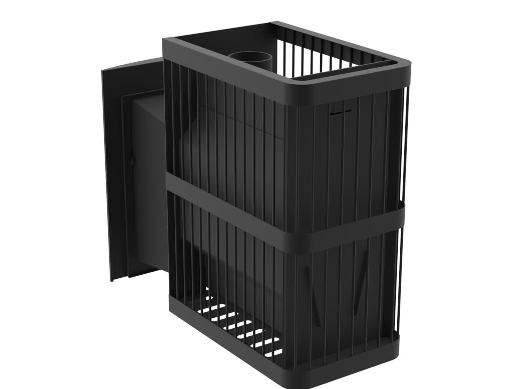 Протопи: Банная печь Сетка 18С в Антиль
