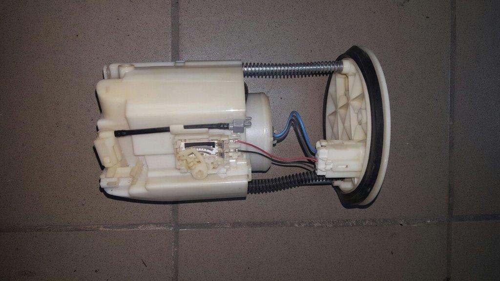 Электрика: Модуль бензонасоса Lancer X в VINcode