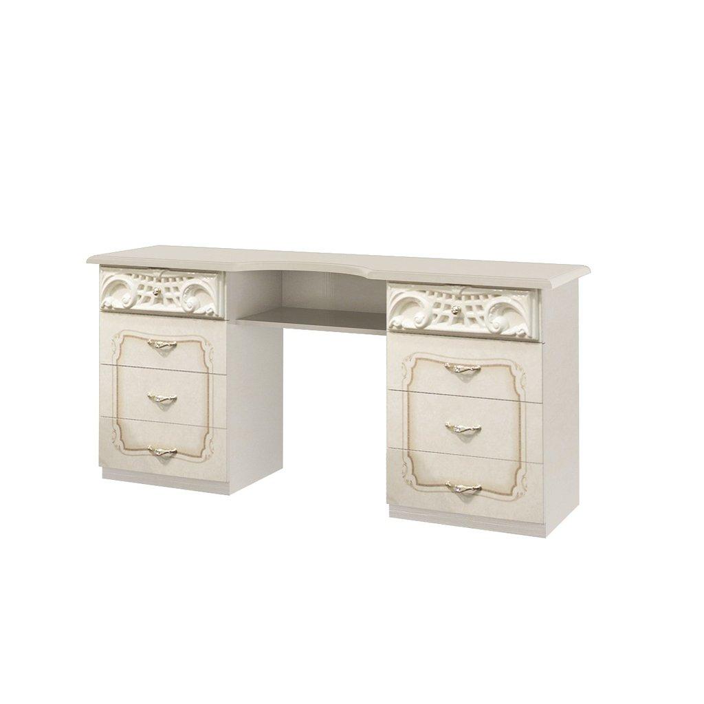 Туалетные столики и консоли: Стол туалетный Роза в Стильная мебель