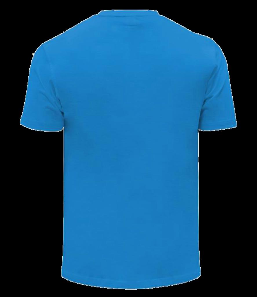 Футболки мужские: Футболка хлопковая унисекс, 155 г/м2 в Баклажан, студия вышивки и дизайна
