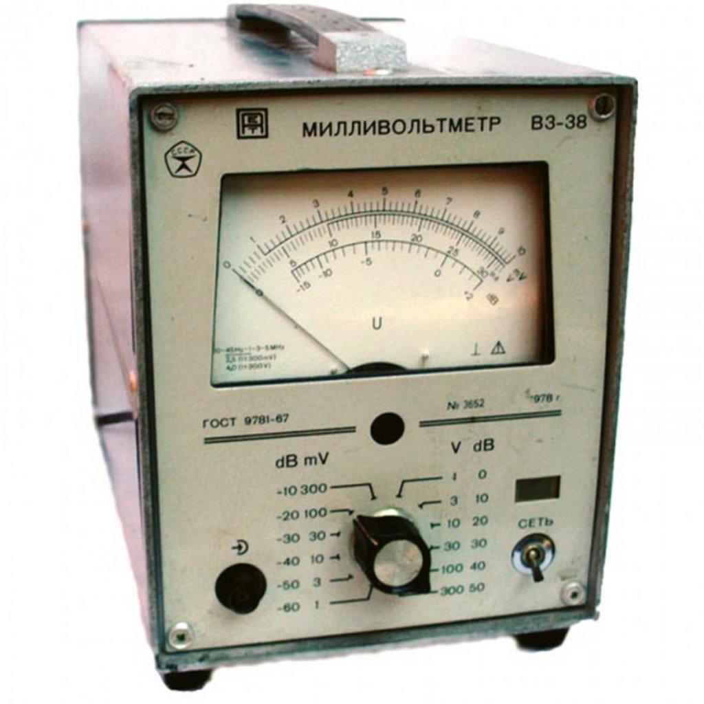 Контрольно-измерительные приборы (КИПиА): Милливольтметр в Техносервис, ООО