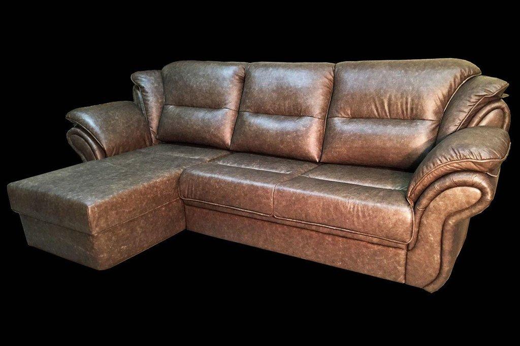 """Мини диваны: Мини-диван кожаный """"Эрика"""" в Амадео"""