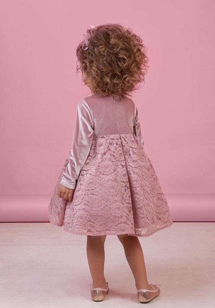 Платья: Платье для девочки 38-8027-2 в Детский универмаг
