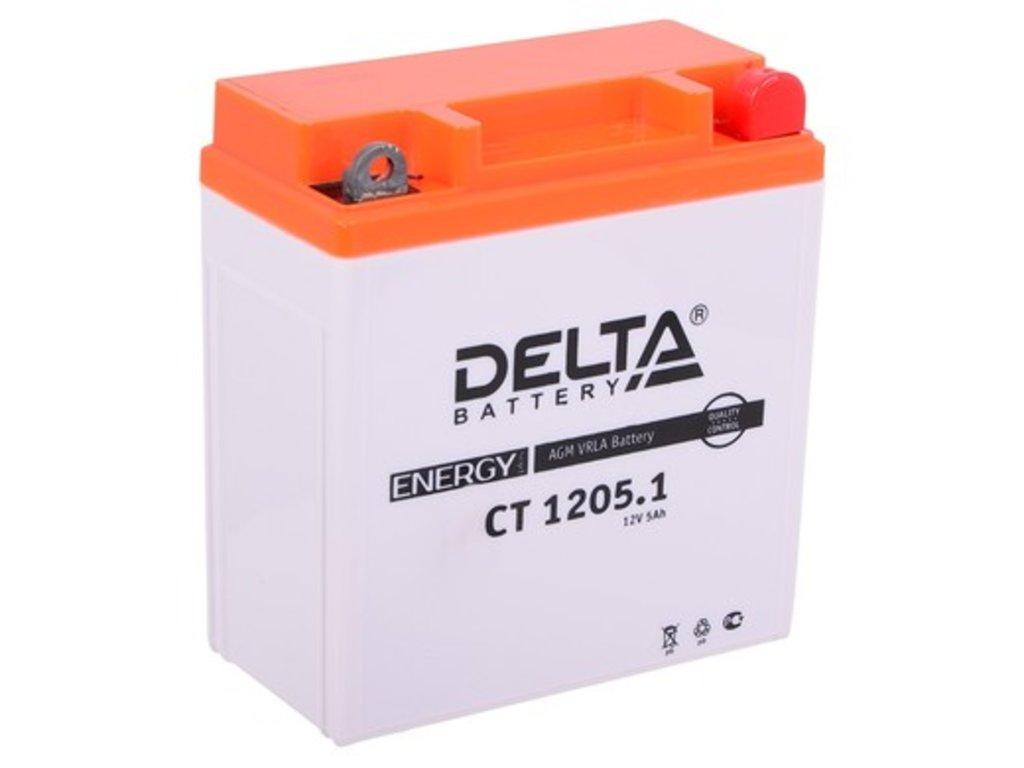 Delta: DELTA CT1205.1 в БазаАКБ