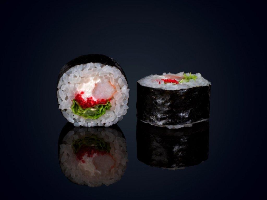 Креветка: Гейша в МЭСИ суши&роллы