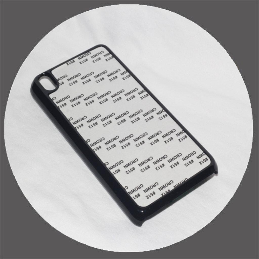 HTC: Чехол НТС 816 Черный пластиковый в NeoPlastic
