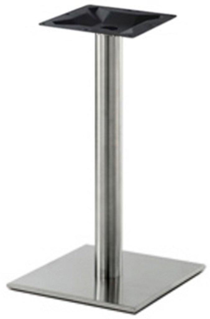 Подстолье, опоры: Подстолье 1074EM (нержавеющая сталь матовое) в АРТ-МЕБЕЛЬ НН