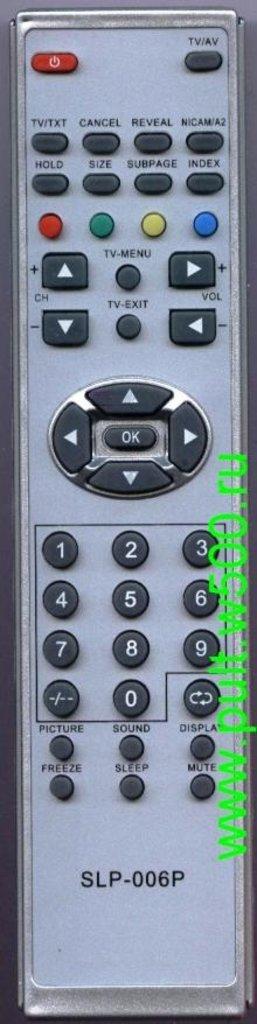AKAI: Пульт AKAI SLP-006P (LCD 32PDP-503P ) HUAYU в A-Центр Пульты ДУ