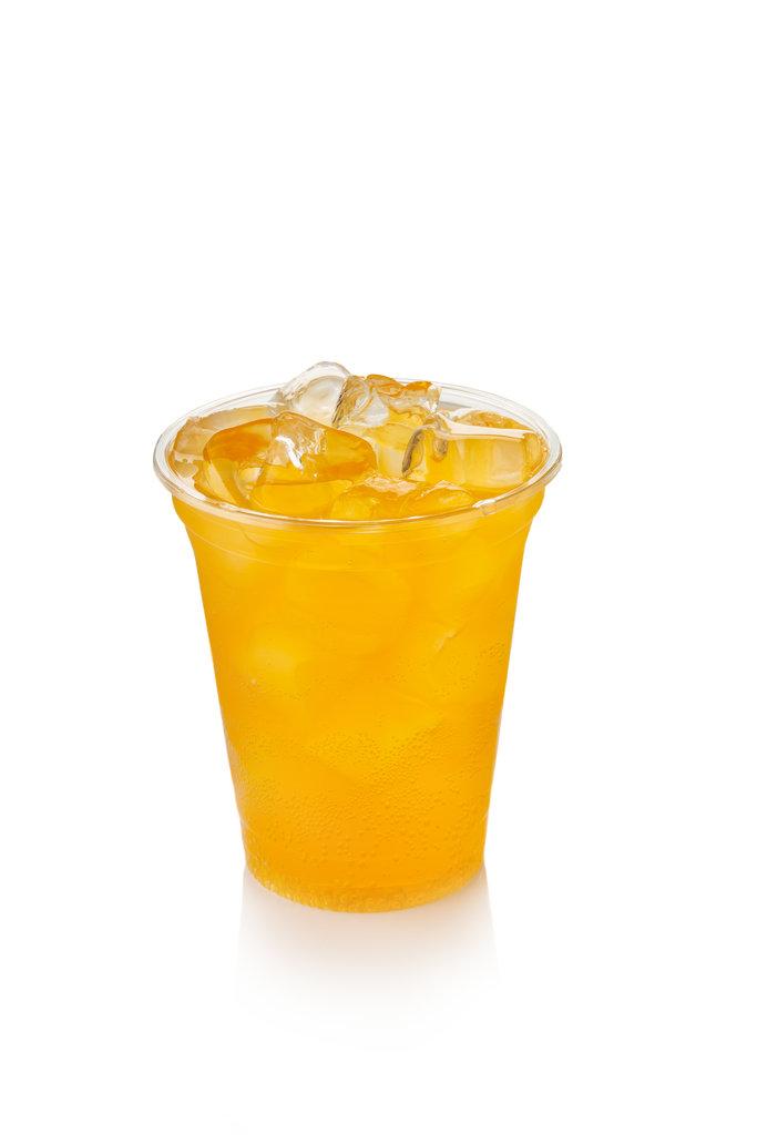 Напитки: Лимонад Красный апельсин 0,4 л в Сбарро