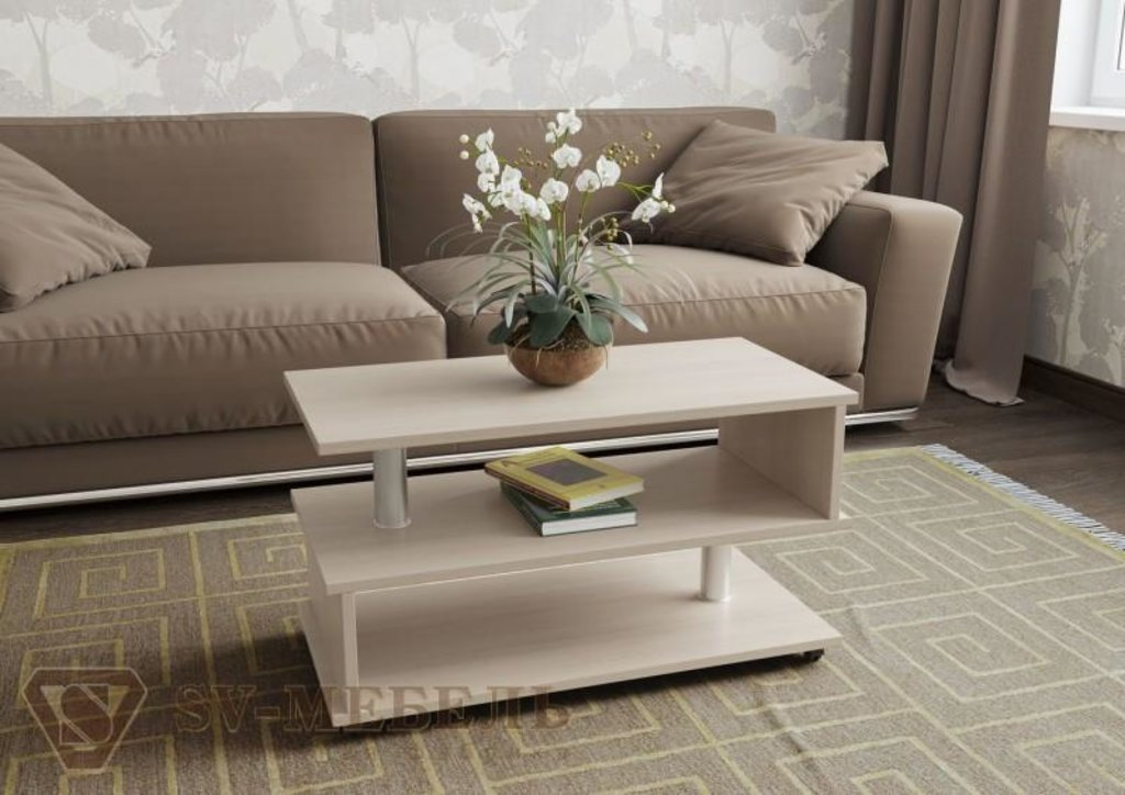 Столы: Стол журнальный №2 в Диван Плюс