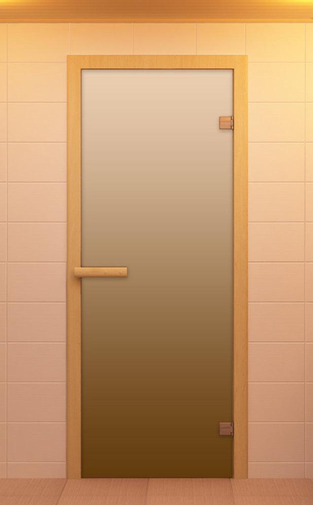 Комплектующие для саун: Дверь Aldo 70 х 190 сатин в Пять звезд, ООО