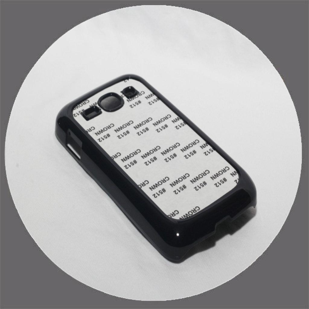 Samsung: Чехол для Samsung Galaxy Ace 3 7272/7275 Черный пластиковый в NeoPlastic