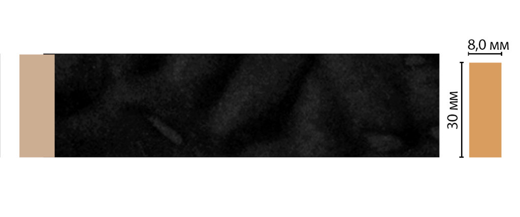 Молдинги: Цветной молдинг DECOMASTER D041-195 (30*8*2400) в Мир Потолков