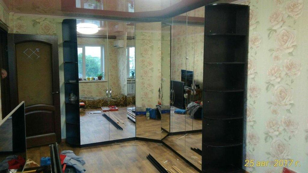 Прочее: Шкаф 2 в Квадра Мебель