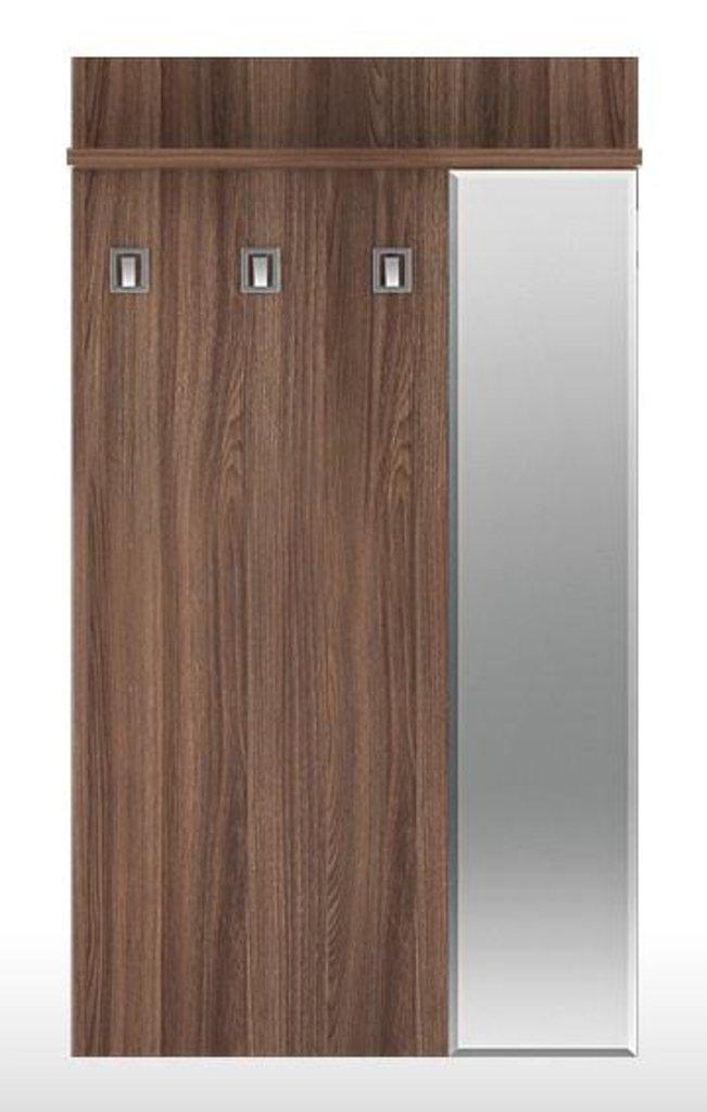 Мебель для прихожей Веста Статус. Все модули: Вешалка (900) с зеркалом ПР.091.105 Веста Статус в Диван Плюс