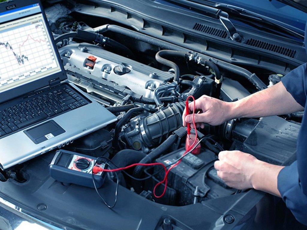 Ремонт автомобиля: Диагностика двигателя в АВТО-СТАНДАРТ, ОАО