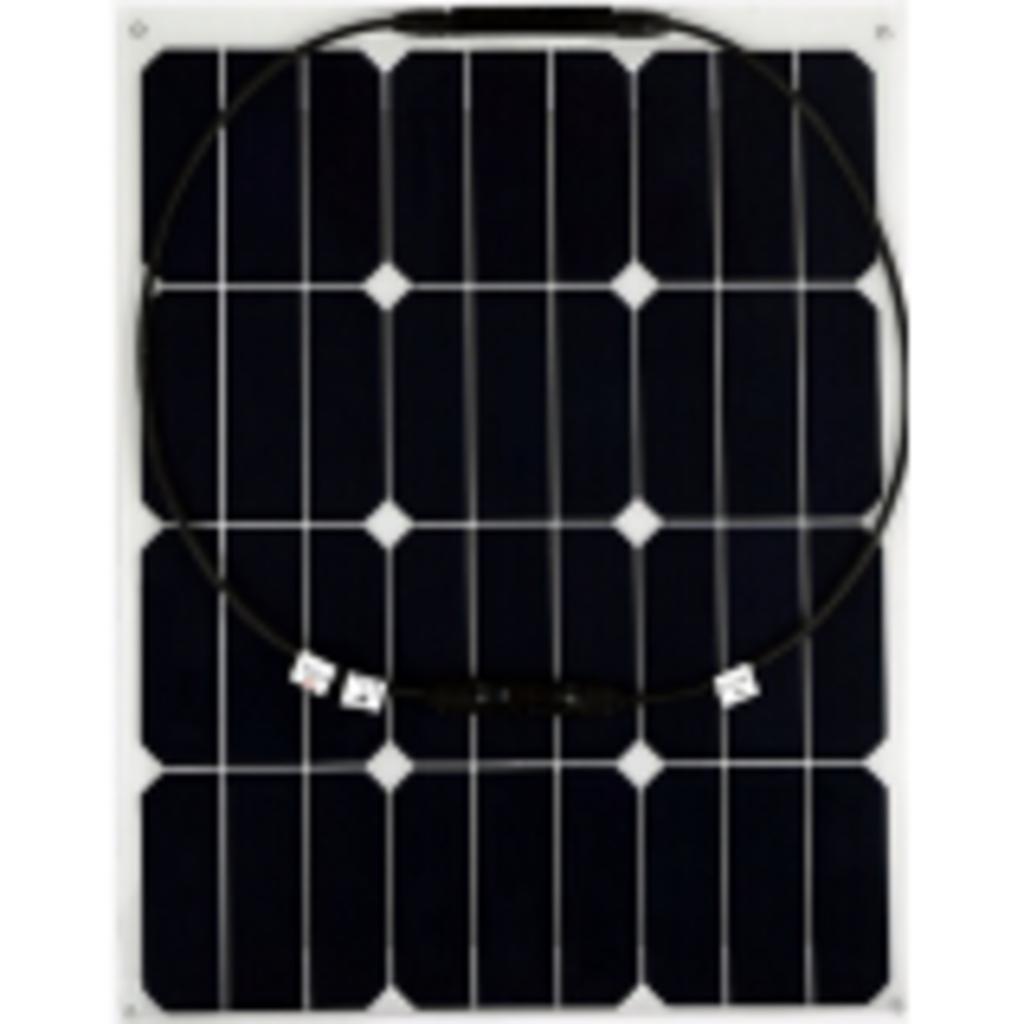 Гибкие солнечные панели: Гибкая солнечная батарея E-Power 40Вт в Горизонт